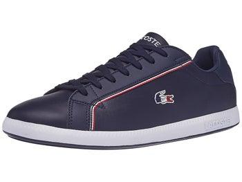 0bd8d5cec34 Lacoste Graduate 119 3 Navy Men's Shoes - Tennis Warehouse Europe