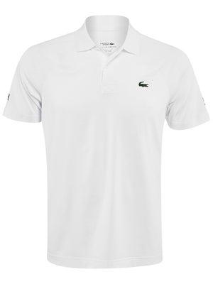 9b050f0a47 Lacoste Men's Spring Novak Wimbledon Polo - Tennis Warehouse Europe