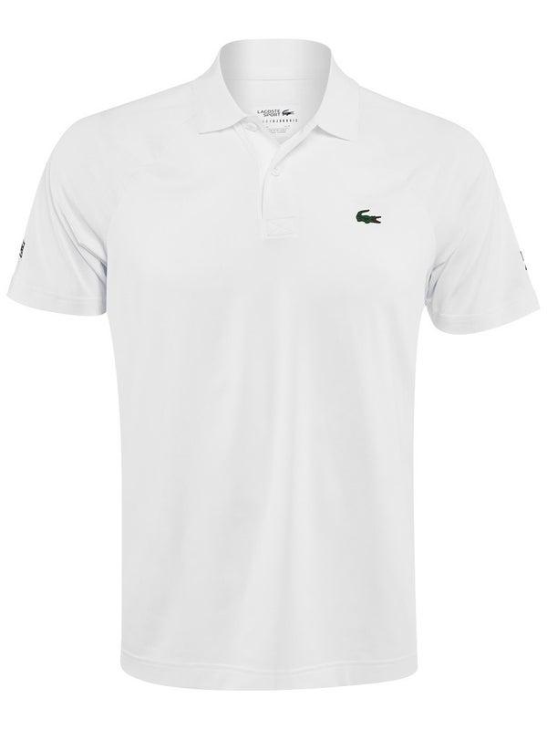 reputable site 1f4dd 46618 Lacoste Men's Spring Novak Wimbledon Polo - Tennis Warehouse ...