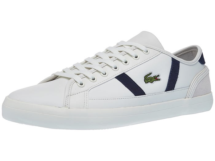 Lacoste Sideline 119 3 Off White/Navy Men's Shoes - Tennis