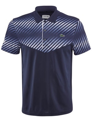 d13164795b5 Lacoste Men's Spring Graphic Polo - Tennis Warehouse Europe