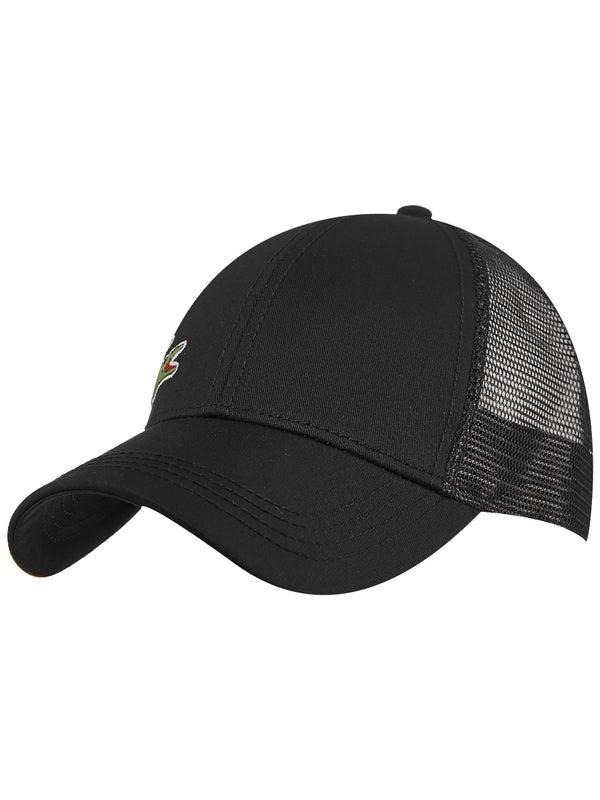 0042bde2566624 Lacoste Men s Spring Trucker Hat - Tennis Warehouse Europe