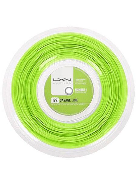Luxilon Savage 1 27 200m String Reel - Tennis Warehouse Europe