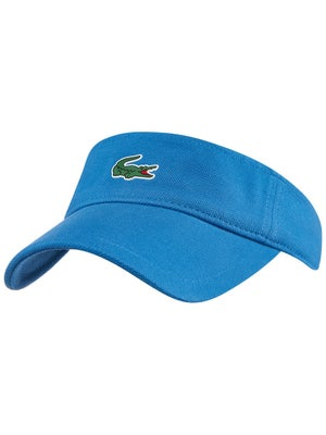 Lacoste Spring Visor - Tennis Warehouse Europe d2b7f92a088