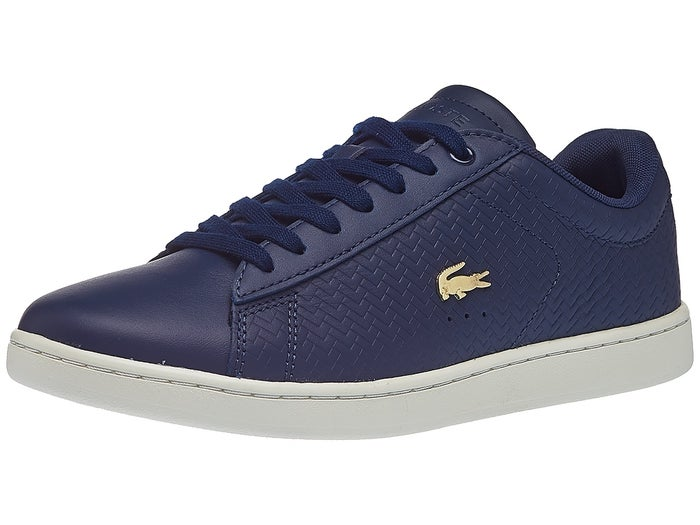 presenting new design official store Chaussures Femme Lacoste Carnaby Evo 119 3 Bleu marine ...