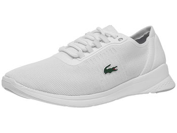 a68132db2b78 Lacoste LT Fit 118 White Women s Shoes - Tennis Warehouse Europe