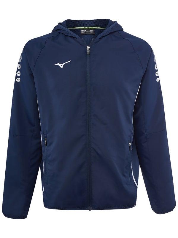 low priced 6a87e 06630 Giacca Mizuno Team Micro Uomo - Tennis Warehouse Europe