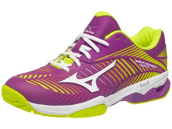 the best attitude 38946 c2880 Click for larger view. 360 View · Mizuno Wave Exceed Tour 3 AC Purple White  Womens Shoes ...