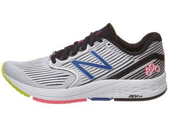 huge discount 5576b a2a69 Chaussures Femme New Balance 890 v6 Blanc Noir - Tennis Warehouse Europe