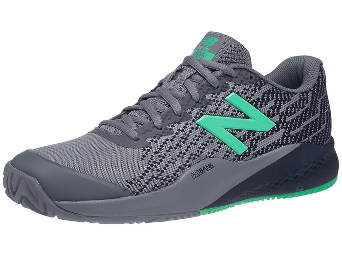 chaussures de sport ced5c 960b0 Chaussures Homme New Balance MC 996v3 Gris/Vert - Tennis ...