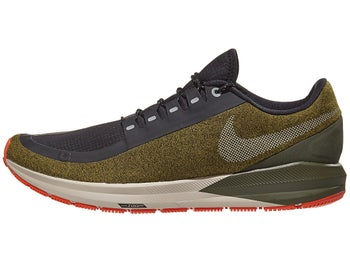 26255b0326bf Nike Zoom Structure 22 Shield Men s Shoes Olive Flak - Tennis Warehouse  Europe