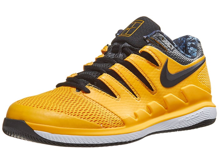 latest discount multiple colors more photos Chaussures Homme Nike Air Zoom Vapor X Or/Noir - Tennis Warehouse ...