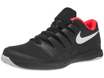 finest selection 7dfd3 c7210 Nike Air Zoom Vapor X Clay Black Crimson Men s Shoe