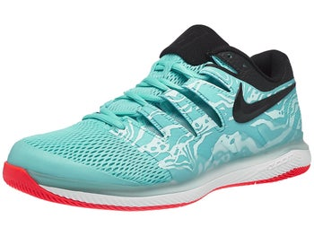 outlet store f6e4b a4f79 Chaussures Homme Nike Air Zoom Vapor X Teal Noir - Tennis Warehouse Europe