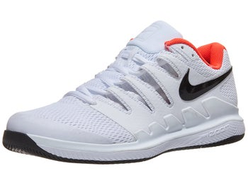 the best attitude 046a6 a9ba3 Chaussures Homme Nike Air Zoom Vapor X Blanc Cramoisi - Tennis Warehouse  Europe