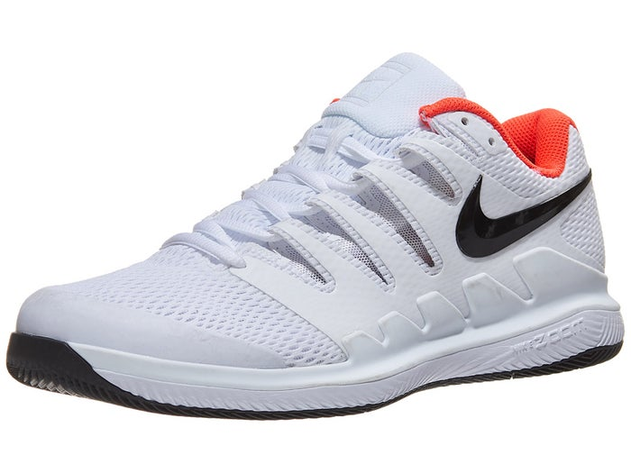 discount quality products the cheapest Chaussures Homme Nike Air Zoom Vapor X Blanc/Cramoisi - Tennis ...