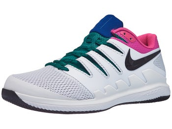 new arrival d496a cc55d Chaussures Homme Nike Air Zoom Vapor X Blanc Fuchsia - Tennis Warehouse  Europe