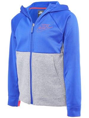 6d54134177f8 Nike Boy s Fall Full Zip Hoodie - Tennis Warehouse Europe