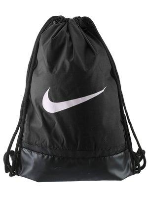 fa41e3281 Mochila-Saco Nike Brasilia Gym Negro - Tennis Warehouse Europe