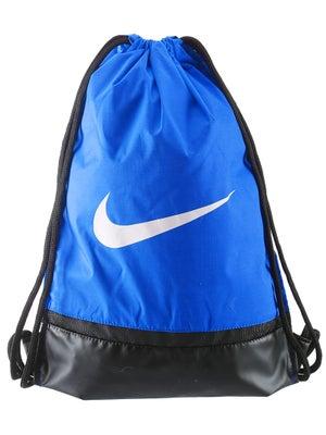 037dfec882 Click for larger view. Nike Brasilia Gym Sack Bag Royal ...