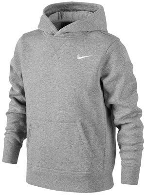 d5859c90d428 Nike Boy s Basic Brushed Fleece Hoodie - Tennis Warehouse Europe