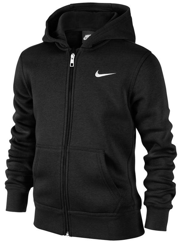 buy popular 55f73 63a89 Nike Jungs Sommer Fleece Full-Zip Jacke - Tennis Warehouse ...