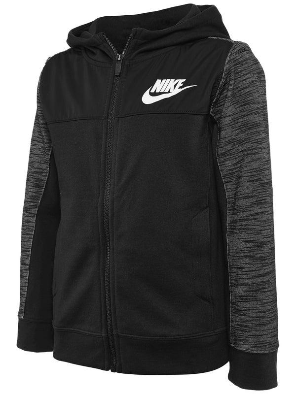 new product ba02b 8f3fb Nike Jungs Winter Advance Hoodie durchgehender ...
