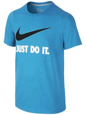 Camiseta Niño Nike Just Do It Invierno - Tennis Warehouse Europe cd4eab63abbfe