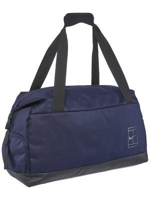 NikeCourt Tech Advantage Duffel Bag Blue - Tennis Warehouse Europe 2b52a64043