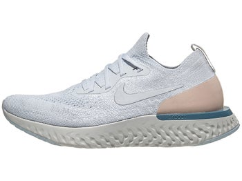 c370448316ee51 Nike Epic React Flyknit Women s Shoes Pure Platinum - Tennis Warehouse  Europe