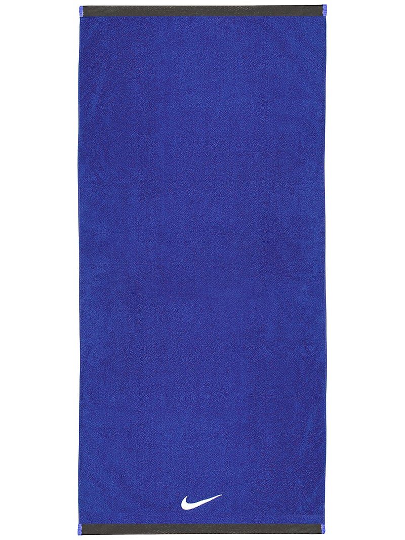 Nike Fundamental Handtuch Medium Blauweiß Tennis Warehouse Europe