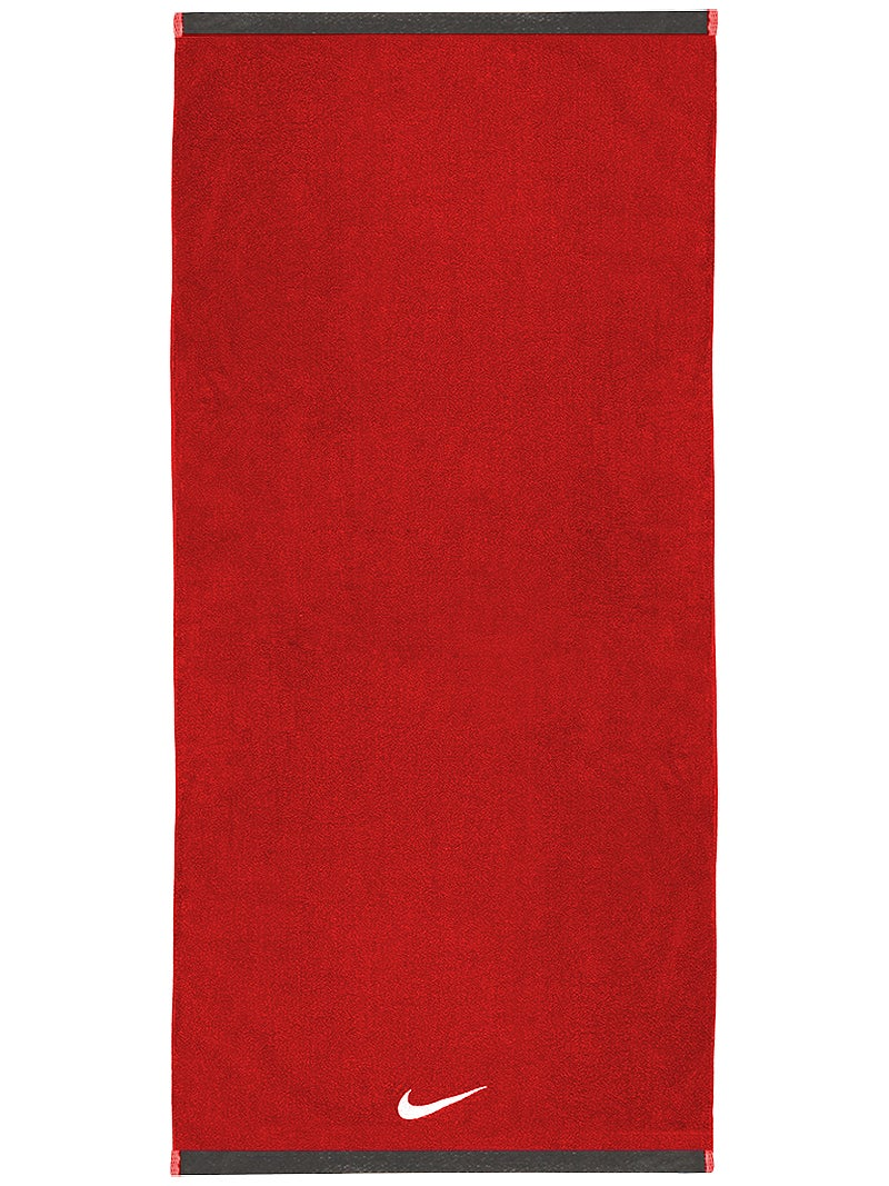 Nike Fundamental Handtuch Groß Rot Tennis Warehouse Europe