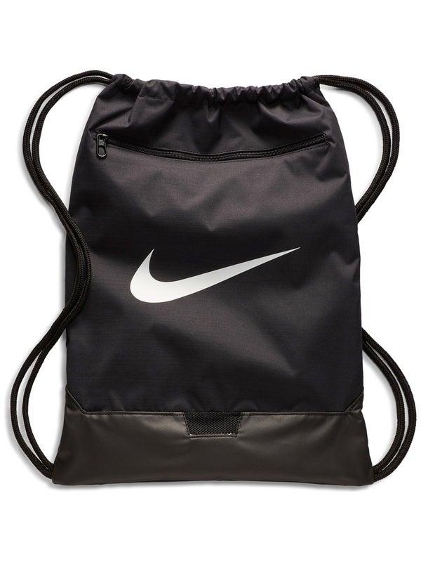 De alguna manera Estación El respeto  Mochila-Saco Nike Brasilia Gym Negro - Tennis Warehouse Europe