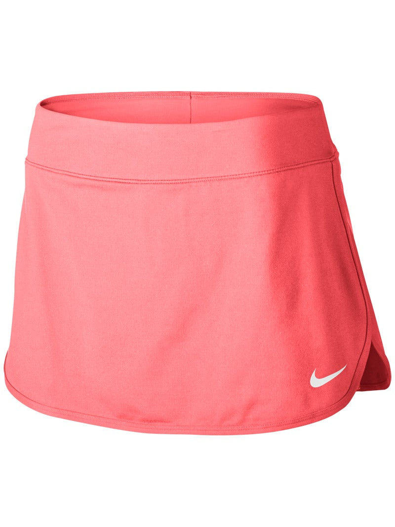 Clothing Clothing, Shoes & Accessories Objective Nike Damen Tennisrock Pure Skirt Lava Glow