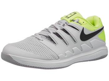 9777dcb4990c Nike Air Zoom Vapor 10 Grey Black Volt Junior Shoe - Tennis ...