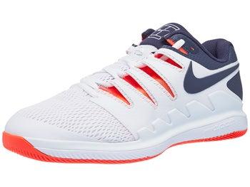 new style 7fa7d b6078 Nike Air Zoom Vapor 10 WhiteBlueOrange Junior Shoe