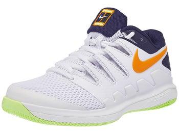 timeless design 72c5d 4bdaa Nike Air Zoom Vapor 10 WhiteOrange Junior Shoe