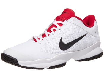 3cad831d4aa44 Nike Air Zoom Ultra White Black Red Junior Shoe - Tennis Warehouse ...