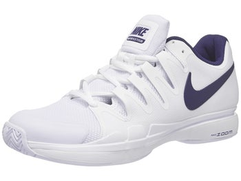 new style 9ef50 3a28e Nike Zoom Vapor 9.5 Tour White Navy Junior Shoe