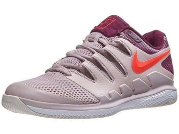 cheaper 3ad3f 9f475 Chaussures Homme Nike Air Zoom Vapor X Rose Violet Rouge - Tennis Warehouse  Europe