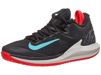 cheap for discount 4b815 22aa3 Nike Air Zoom Zero Black Green Crimson Men s Shoe - Tennis Warehouse Europe