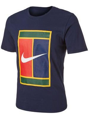 9b6ab2171 Camiseta Hombre Nike Heritage Logo Invierno - Tennis Warehouse Europe