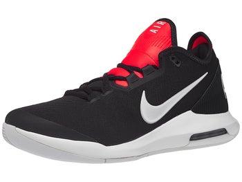 d500d5e1fa3fff Nike Air Max Wildcard Herren Tennisschuh Schwarz Weiß Rot - Tennis  Warehouse Europe