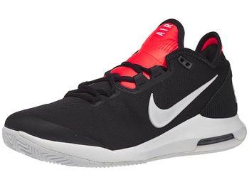 317abeef6ba Chaussures Homme Nike Air Max Wildcard TERRE BATTUE Noir Cramoisi - Tennis  Warehouse Europe