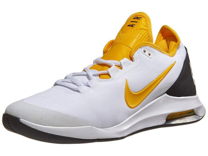 nouveau produit 7bf09 515e3 Chaussures Homme Nike Air Max Wildcard Or/Blanc/Noir ...