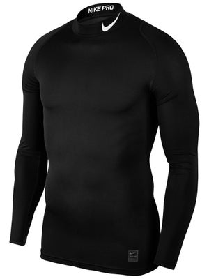 172d77b7af Camiseta Manga Larga Hombre Nike Pro Compression Mock - Tennis Warehouse  Europe
