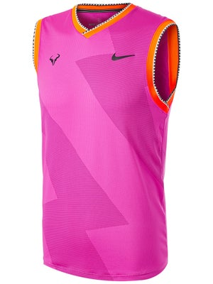 d026112d411c Nike Men s Spring Rafa Aeroreact Sleeveless Top - Tennis Warehouse Europe