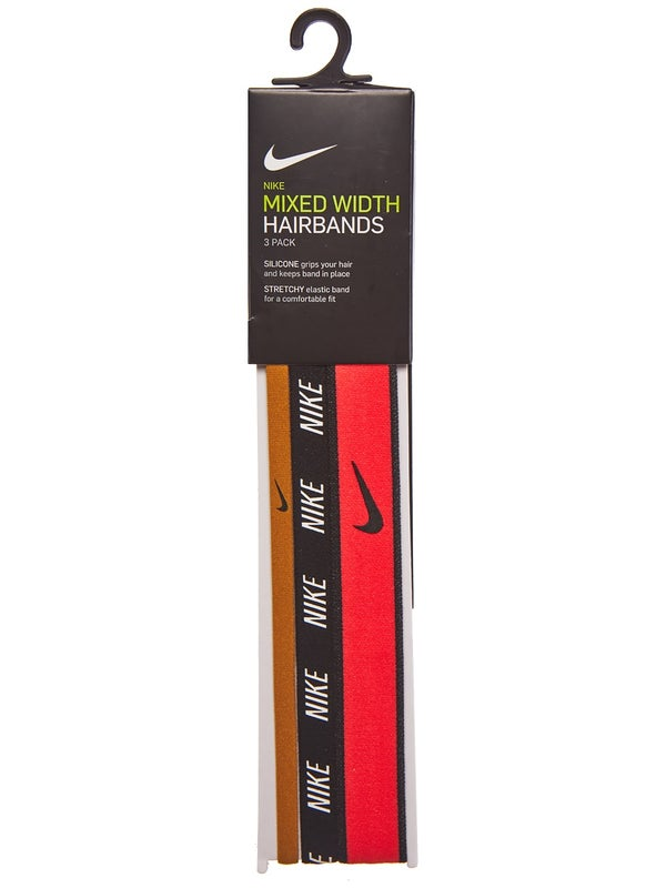 Nike Mixed Width Headbands 3PK - Tennis Warehouse Europe
