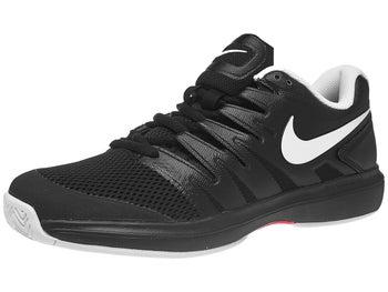 hot sale online 7e20e 12b8a Nike Air Zoom Prestige Herren Tennisschuh Schwarz Weiß Rot - Tennis  Warehouse Europe