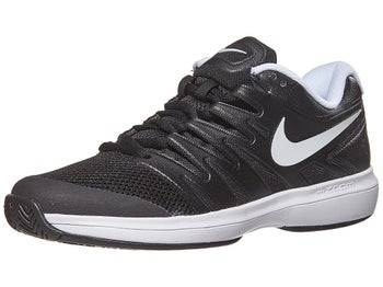 93739f0a57dd1 Nike Air Zoom Prestige Black White Men s Shoe - Tennis Warehouse Europe